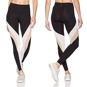 Koral Frame leggings with Mesh inserts